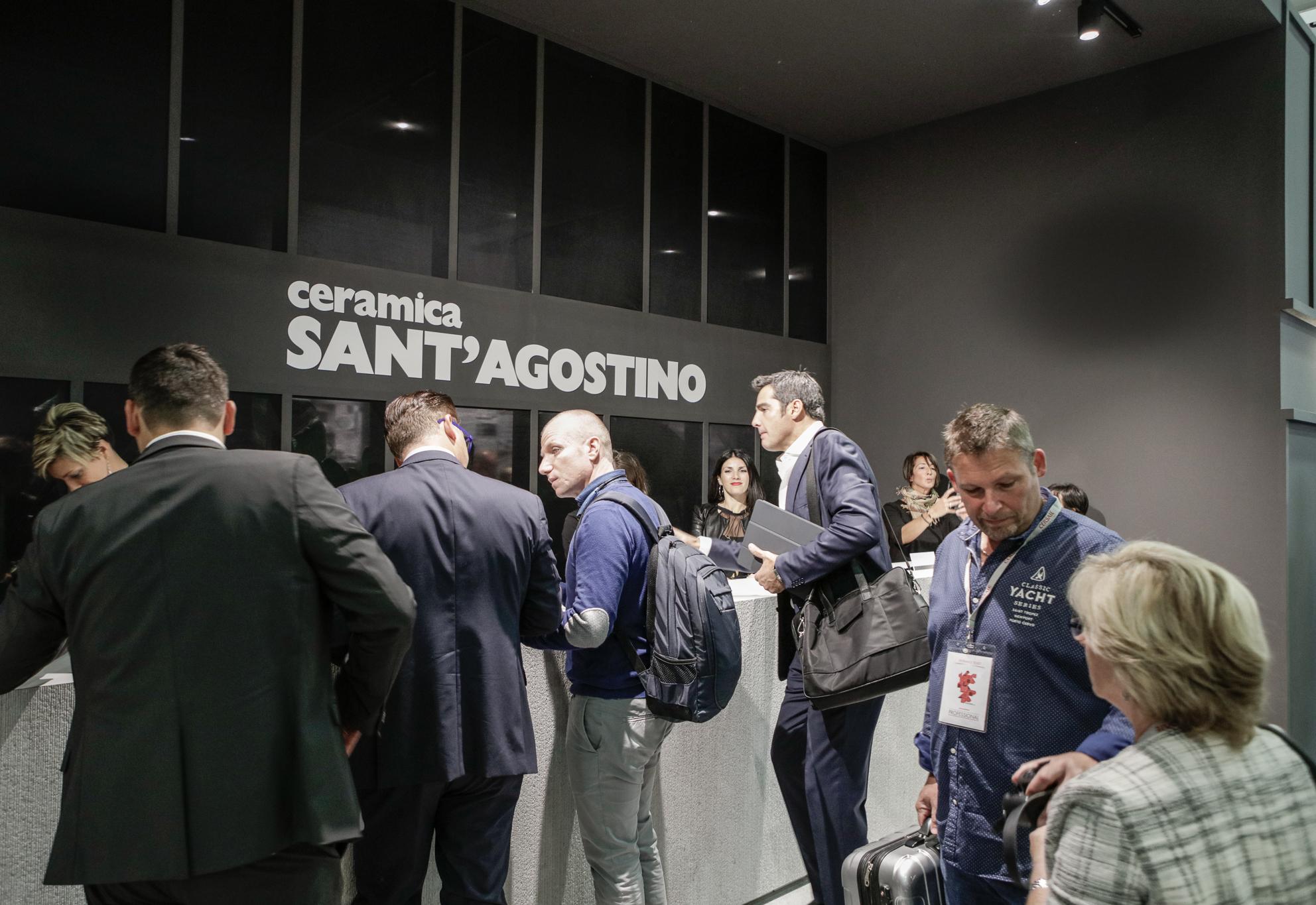 Ceramica Sant'Agostino Cersaie 2017